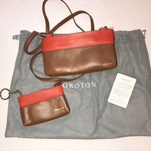 Oroton Purse & Coin Bag